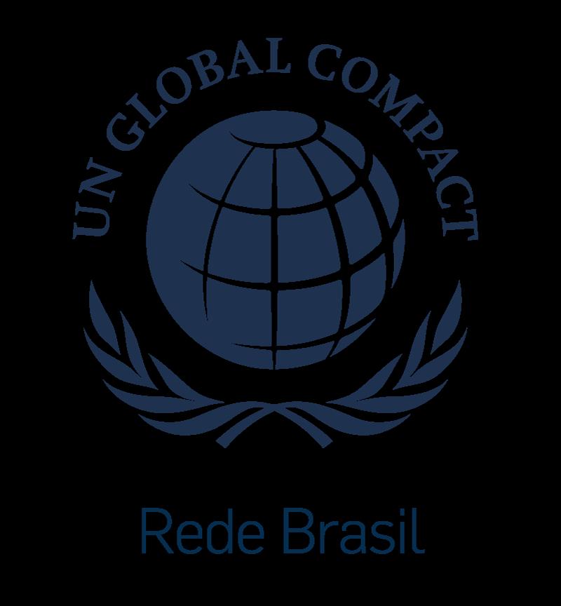 Logo Pacto Global - Pacto Global - Organização sem fins lucrativos